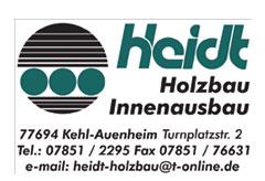 Heidt Holzbau